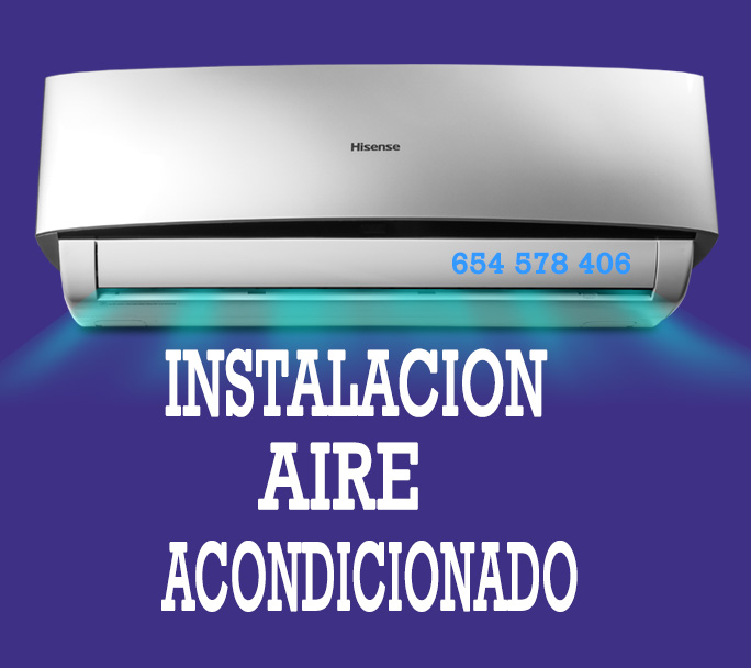 instalador de aire acondicionado madrid